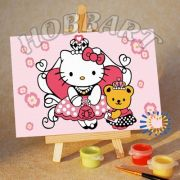 ��������� �� ������� Hobbart �Hello Kitty. �����-���������
