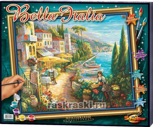 «Белла Италия» Schipper 9360557 — купить картину по ...