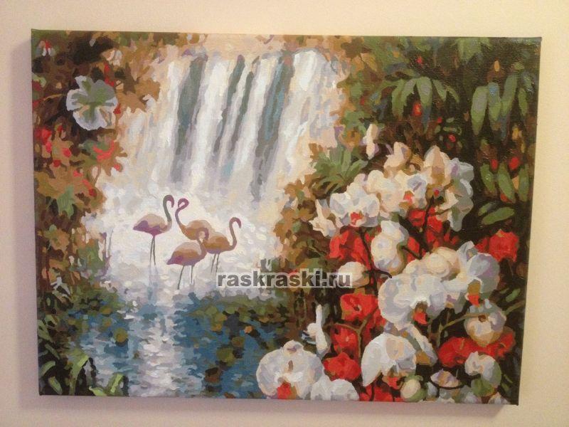 Набор Белоснежка Райский сад 093-AS