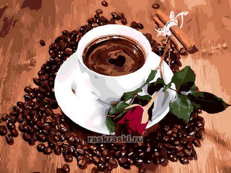 Paintboy / Картина по номерам «Доброе утро»