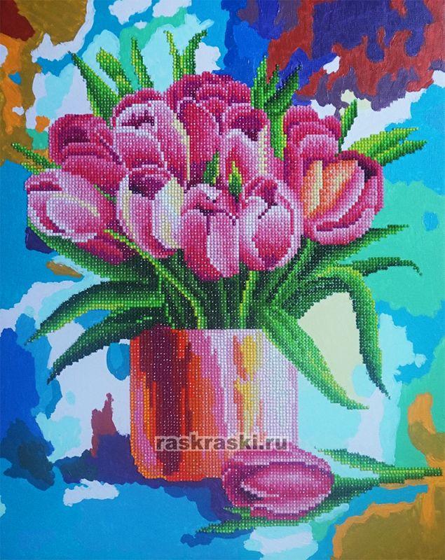«Дыхание весны» Color-Kit RA011 — купить алмазную картину ...