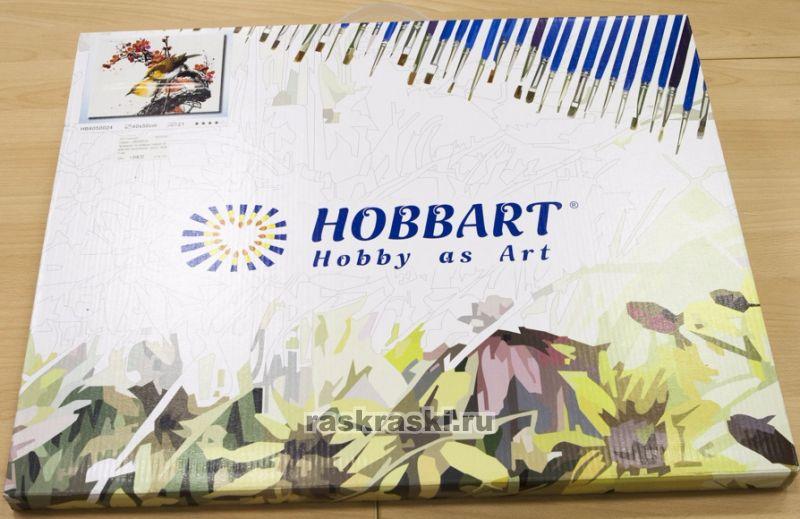 «Весеннее настроение» Hobbart HB4050024 — купить картину ...