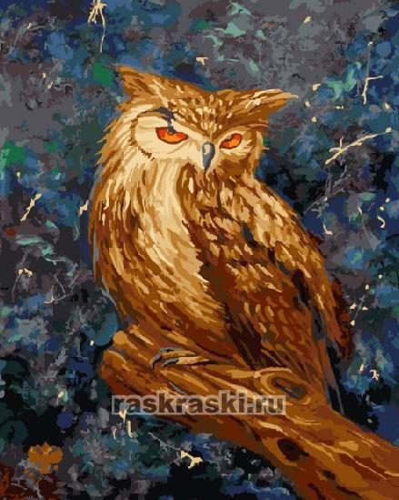 «Обаятельная сова» Paintboy Original GX9749 — купить ...