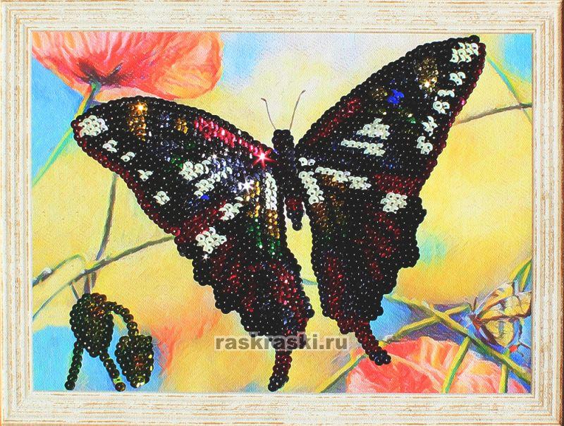 «Бабочка» Color-KIT CME008 — купить картину из пайеток в ...