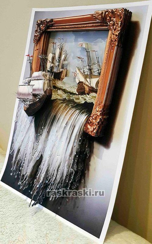 Что такое вышивка папертоль