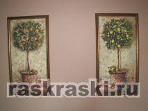 «Лимонное дерево» Schipper 9220397 — купить картину по ...