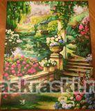 «Цветочная дорожка» Hobbart HB4050291 — купить картину по ...