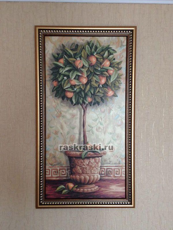«Апельсиновое дерево» Schipper 9220398 — купить картину по ...