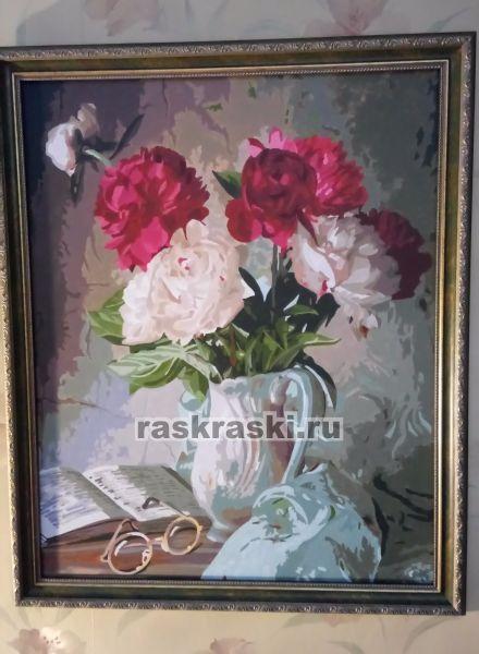 «Пионы в вазе» Schipper 9130558 — купить картину по ...